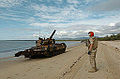 Australian Leopard AS1 tank beach.jpg