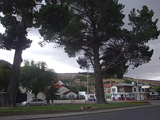 Town in Chubut, Argentina