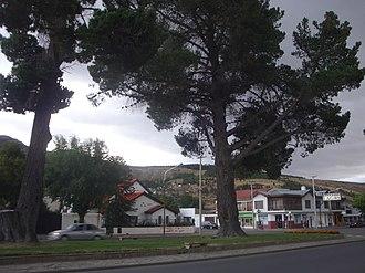 Esquel, Argentina - City Centre