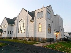 Avoca, Pennsylvania - Langcliffe Presbyterian in 2016