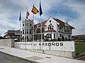 Ayuntamiento de Argonos (Spain).JPG