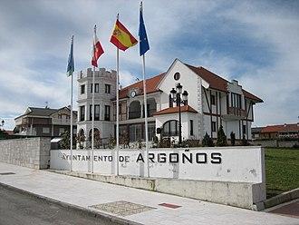 Argoños - Ayuntamiento of Argoños.