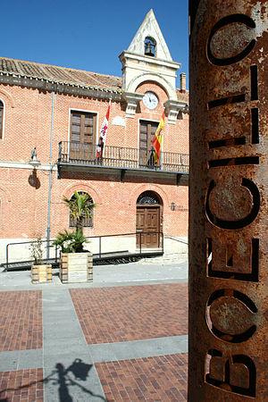 Boecillo - Image: Ayuntamiento de Boecillo