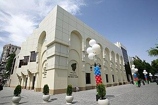 Azerbaijan State Academic Russian Drama Theatre