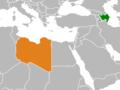Azerbaijan Libya Locator (cropped).png
