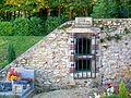 Béthémont-la-Forêt (95), caveau communal, cimetière.jpg