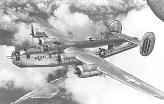970th Airborne Air Control Squadron - B-24M