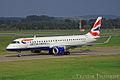 BA CityFlyer Embraer ERJ-190SRG-LCYM (15593038982).jpg