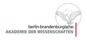 Berlin-Brandenburg Academy of Sciences and Humanities - Image: BBAW Logo