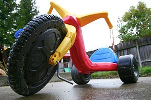 Big wheel (tricycle) - Big Wheel, 2009