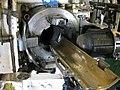BL 6 inch Mk XXIII gun breech open HMS Belfast.jpg