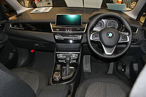 BMW 2 Series Active Tourer - Interior
