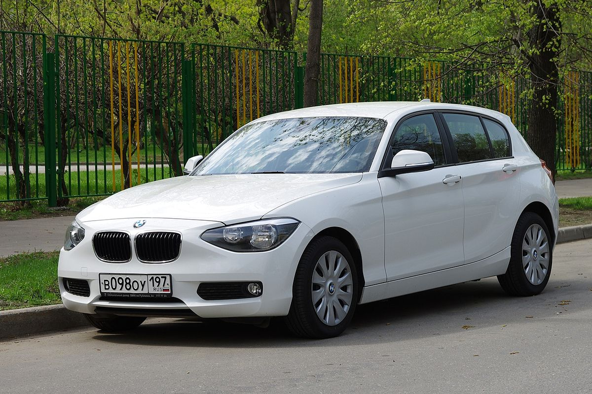 bmw 1 series f20 wikipedia