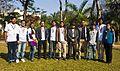 BNWIKI10-Bengali Wikipedians from Bangladesh Group Photo-Wikipedia 10th Anniversary Celebration.jpg