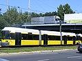BVG Tram 2032, Linie M4, Greifswalder Allee. Berlin. - Flickr - sludgegulper.jpg