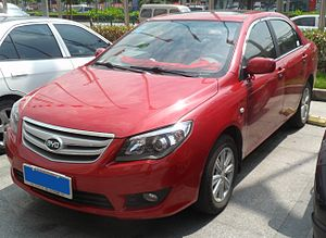 BYD L3 - Image: BYD L3 China 2012 06 02