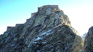 Arasbaran - Babak Fort, near Kaleybar