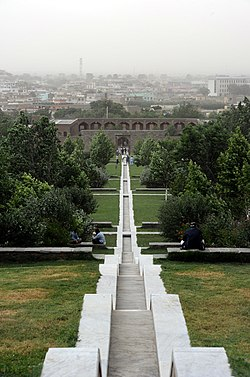 Babur Gardens in May 2010.jpg