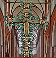 Bad Doberan, Münster, Mittelschiff von Westen nach Osten 2 ShiftN. S.jpg