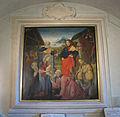 Badia a settimo, sagrestia, bottega del ghirlandaio, adorazione dei magi, 1479-80.JPG