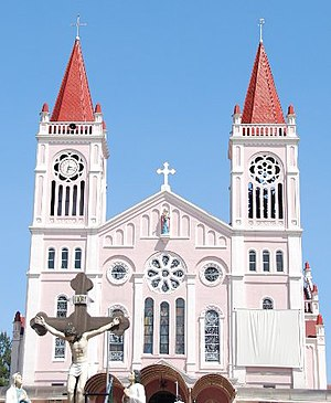 Diocese of Baguio - Our Lady of the Atonement Cathedral