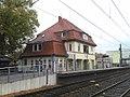 Bahnhof und die Stadtbahn-Haltestelle Hangelar-Mitte - geo.hlipp.de - 28907.jpg