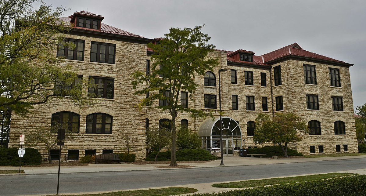 Bailey Hall (University of Kansas) - Wikipedia