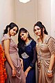 Bangladeshi girls at the wedding ceremony in Chittagong (01).jpg