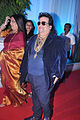 Bappi Lahiri at Esha Deol's wedding reception 24.jpg