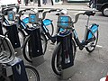 Barclays Cycle Hire Soho Square docking station 027.jpg