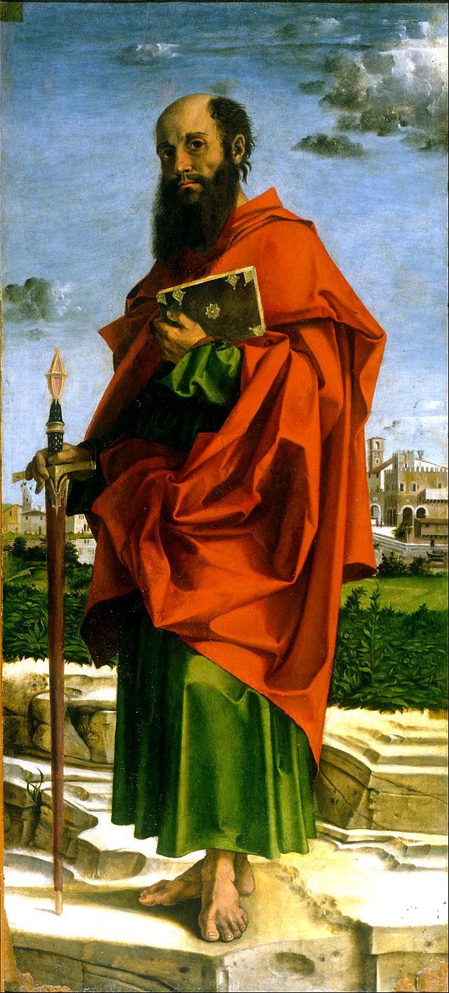 Paul the apostle wikiwand saint paul fandeluxe Gallery