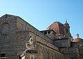 Basílica de Sant Llorenç de Florència, exterior.JPG