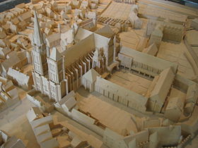 Saint-Denis veut reconstruire la flèche de sa basilique