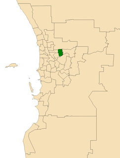 Electoral district of Bassendean state electoral district of Western Australia