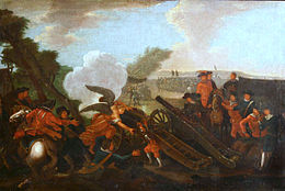 Description de l'image Battle of Kliszow 1702.JPG.