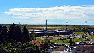Transport in Georgia (country) - Alexander Kartveli Airport