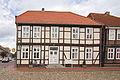 Baudenkmal Fachwerkwohnhaus am Rathausplatz 2 in Dömitz IMG 8835.jpg