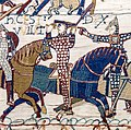 Bayeux Tapestry scene55 William on his horse.jpg