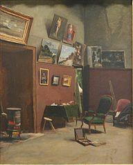 L'Atelier de la rue de Furstenberg