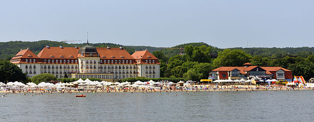 Пляж Сопота вошел в топ-50 лучших пляжей мира