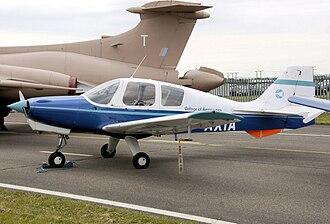 Beagle Aircraft - Image: Beagle pup g axia arp