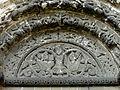 Beauvais (60), église Saint-Étienne, portail nord, tympan.JPG