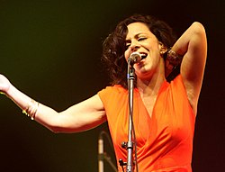 Bebel Gilberto in concerto