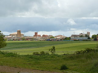 Becerril de Campos municipality in Castile and León, Spain