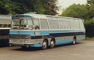 Duple Coachbuilders - Duple Viceroy body on a Bedford VAL70 chassis