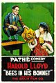 Bees in His Bonnet (Pathe, 1918). One Sheet (28 X 41).jpg