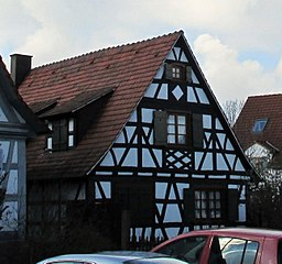 Breite Straße in Karlsruhe