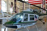Bell 206B-3 helicopter - Evergreen Aviation & Space Museum - McMinnville, Oregon - DSC00930.jpg