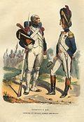 Bellange-Grenadiers-Garde