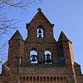 Bellegarde-Sainte-Marie - Zoom sur le clocher de l'église.jpg